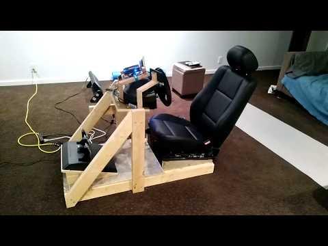 DIY Sim Racing Rig - $60