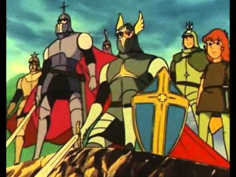 La Spada Di King Arthur I Cavalieri Del Re 1981 Wmv