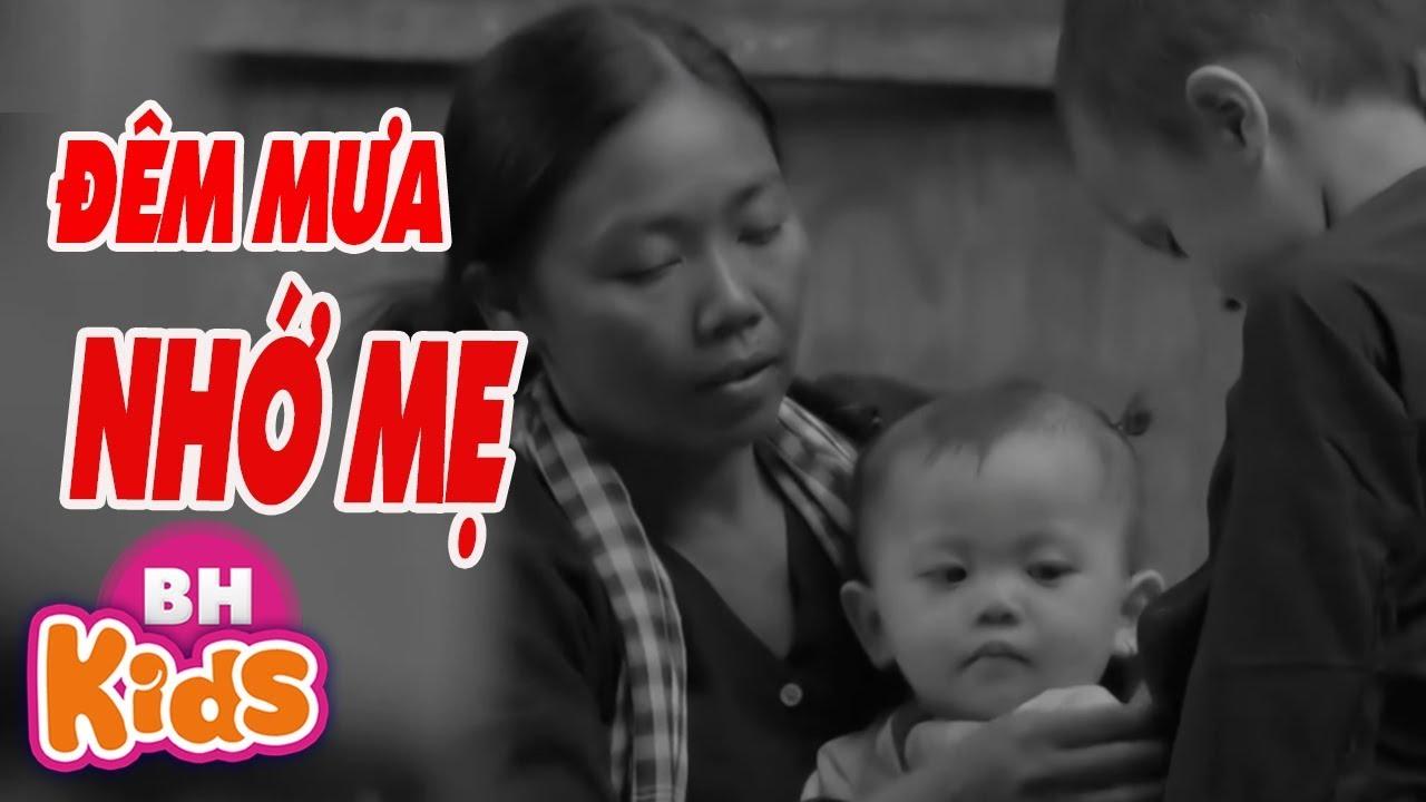 Phim Ca Nhạc ĐÊM MƯA NHỚ MẸ - Xem mà rưng rưng nước mắt với thân phận ăn nhờ ở đậu bé Yến Nhi