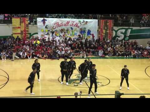 Upland high school hiphop 2016