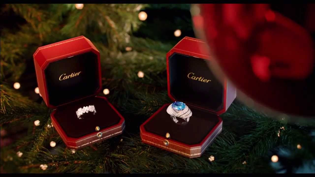 Cartier Winter Tale animation to celebrate festive season!