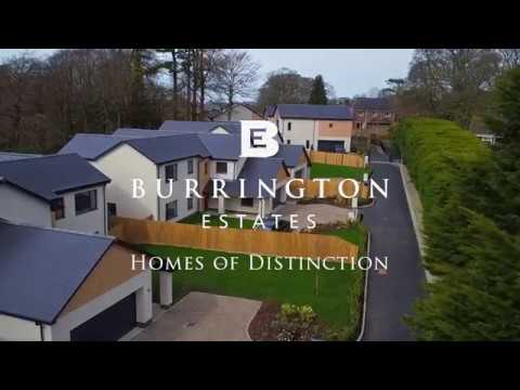 Luxury Homes at Notre Dame, Derriford, Plymouth