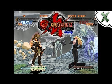guilty-gear-x2-#reload-(playable-at-full-speed!)-|-cxbx-reloaded-microsoft-xbox-emulator