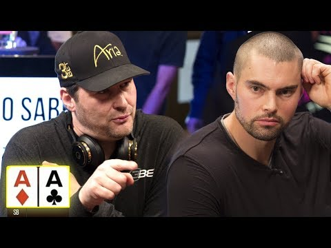 Phil Hellmuth DECLARES WAR On This Guy!