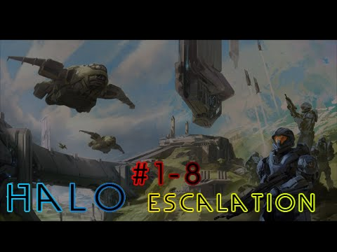 halo-escalation:-issues-#1---8-unboxing