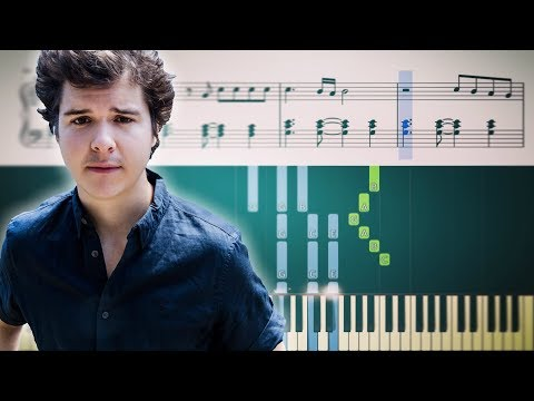 Lukas Graham - 7 Years - Piano Tutorial + Sheets