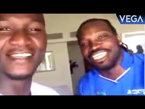 Chris Gayle & Darren Sammy Speak About Dj Bravo Champion Song