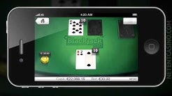 Blackjack Touch™ Mobile Video Slot by Netent Casino (Netent Touch Software)