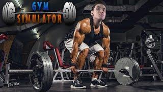JesusAVGN в Gym Simulator | Хесус Пошел В Качалку