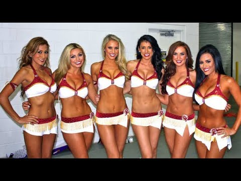 Washington Redskins Allegedly Asked Cheerleaders To Pose Topless For 2013 Team Trip