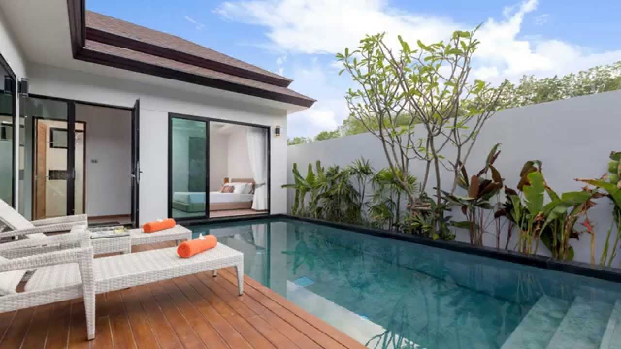 La Ville Nature  Phuket Villa Sale with Private Pool