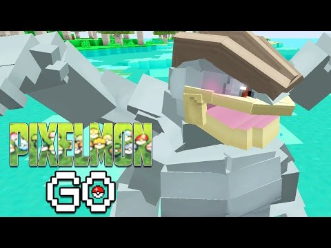 TWO NEW TRAINERS JOIN OUR ADVENTURE!   Pixelmon Go (Pokemon in Minecraft) #15