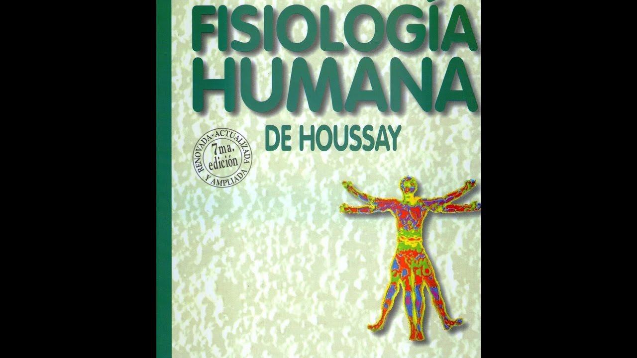 DESCARGA (MEGA) Libro PDF Fisiologia Humana Houssay 7ma