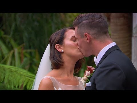 #MAFS Flashback: Best kisses | Married at First Sight Australia 2017