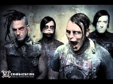 08 - I Know What I Am Doing (Planet Treason) Combichrist - No Redemption Limited Edition