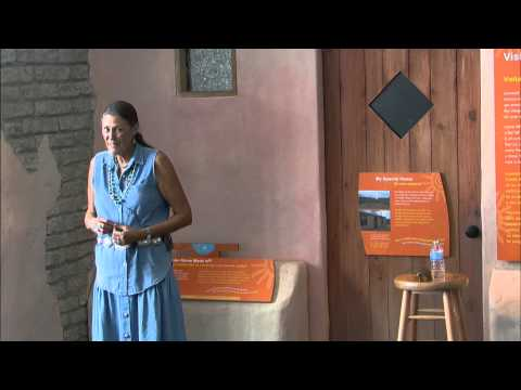 Cherokee Storytelling with Gayle Ross 2
