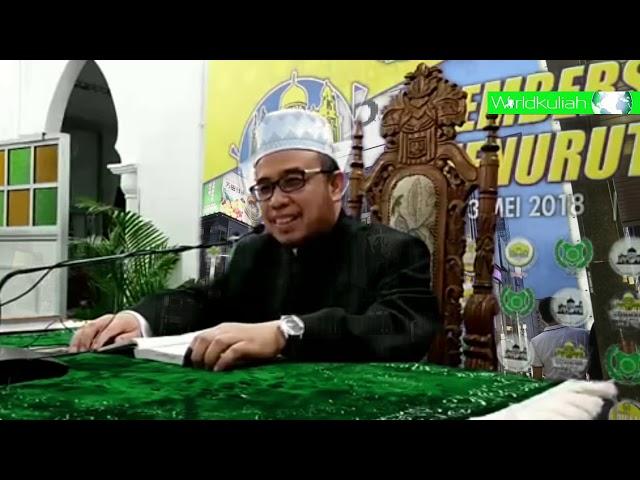 SS Dato Dr Asri-Ragam Manusia Yg Kalah PRU_Jgn Dijadikan Sahabat Rapat Makan Diri