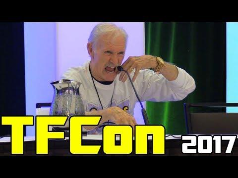 TFCon 2017: Scott McNeil, Alec Willows, Michael Bell & Arthur Burghardt (Voice Acting Panel)