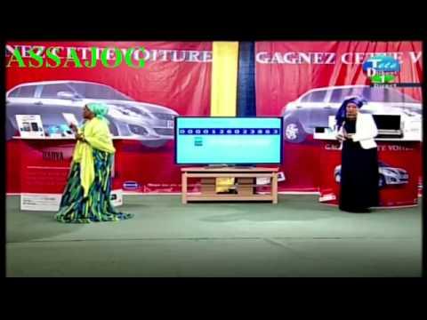 Djibouti: Le tirage au sort de DjibTelecom 20/08/2015