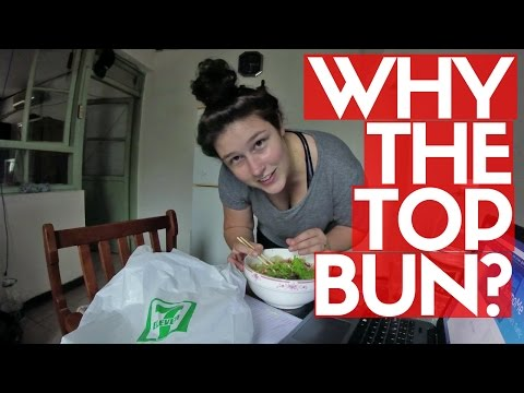 5 GOALS + WHY TOP BUNS? | Beijing Daily Vlogs