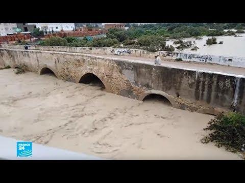 تونس: أمطار غزيرة وفيضانات توقع خمسة قتلى على الأقل في العاصمة ومناطق أخرى  - نشر قبل 2 ساعة