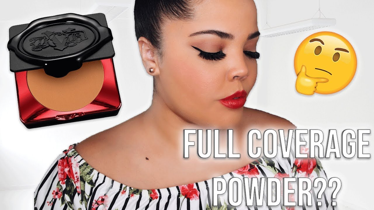 b7958ff6a38b1 Kat Von D Lock It Powder Foundation | Review and First Impression ...