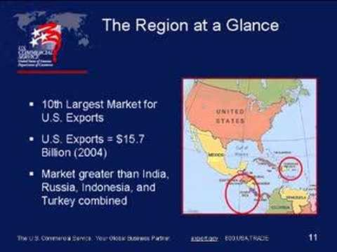 Central America Free Trade Agreement #2 International Trade