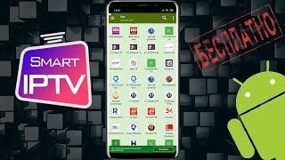 android TV IPTV Бесплатное ОнлайнТВ ,Установка на Телевизор,Настройка