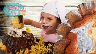 Wielkanocna babka - najprostsza na świecie! :)