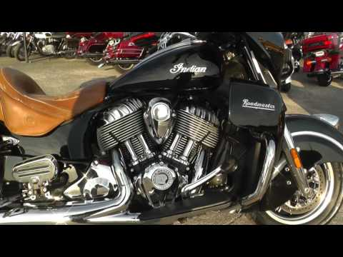 328842 – 2015 Indian Roadmaster – Used motorcycle for sale