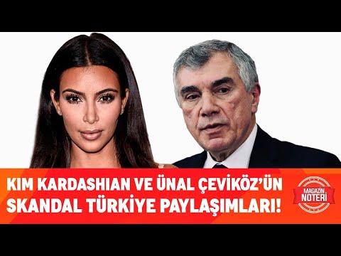 Ünal Çeviköz'den Kim Kardashian'ı Destekler Nitelikte Skandal Azerbaycan-Ermenistan Yorumu!