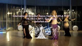 Kalila & ZF bootcamp 2017 (performing at Saare Hafla)