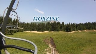 Downhill Mountain Biking in the French Alps - Morzine, Les Gets, Châtel