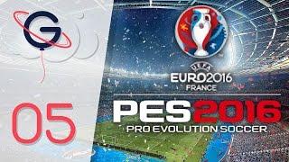 PES EURO 2016 FR #05 : France - Islande