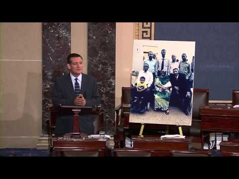 Sen. Ted Cruz: We Need to Speak Out for Meriam Ibrahim