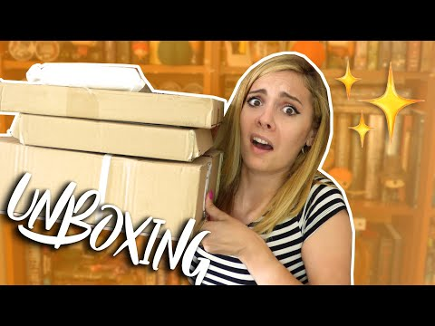 UNBOXING DE ROMANCES CLÁSSICOS 🌸 (+ EXTRAS) | Ana Carolina Wagner from YouTube · Duration:  18 minutes 56 seconds