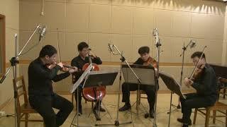 Mozart String Quartet KV172. (Mezzo Forte String Quartet)