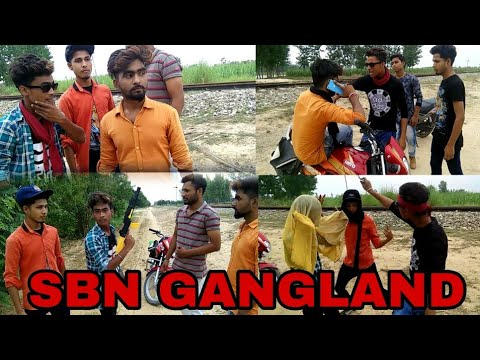 Sbn Gangland The Bad Luck Kill The Tension Yaaro K.f.k.shayari  (ktty)