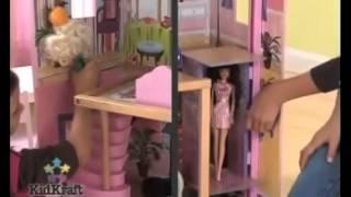 Домик для кукол Барби ОСОБНЯК МЕЧТЫ (KidKraft)