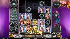 Black Mamba Slot - Free Spins BIG WINS!