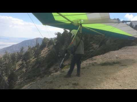 Jay Plaehn - Owen's Valley (Walt's Point Launch) - 12,000' Flight