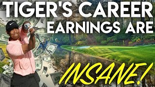 Tiger's career earnings are INSANE! + The Ladies Play Augusta - Finch Weekly