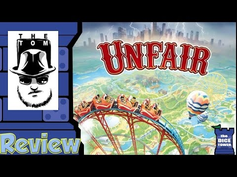 Unfair Review - With Tom Vasel