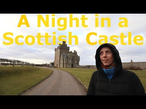 a-night-in-a-scottish-castle!