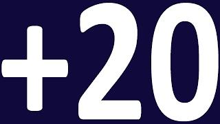 ПОЛНЫЙ УРОК 20 - ПРАКТИКА и УПРАЖНЕНИЯ. ГРАММАТИКА АНГЛИЙСКОГО ЯЗЫКА С НУЛЯ. АНГЛИЙСКИЙ ЯЗЫК. УРОКИ