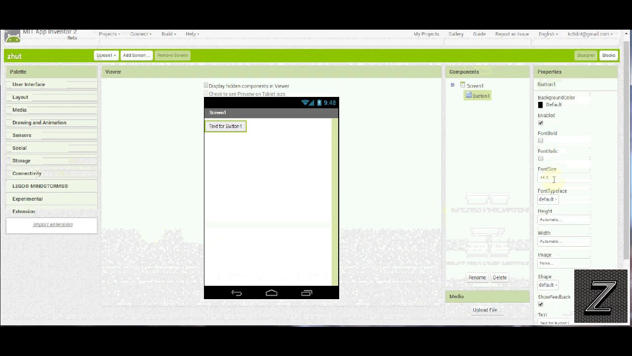 Android App Mit