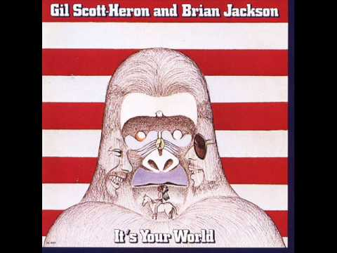 Gil Scott-Heron & Brian Jackson - Home is where the hatred is (Live)