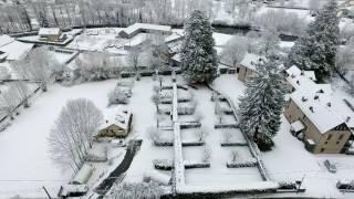 hiver 2017 camping des thermes bagneres de luchon
