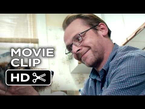 Absolutely Anything Movie CLIP - Biscuits (2015) - Simon Pegg, Robin Williams Movie HD
