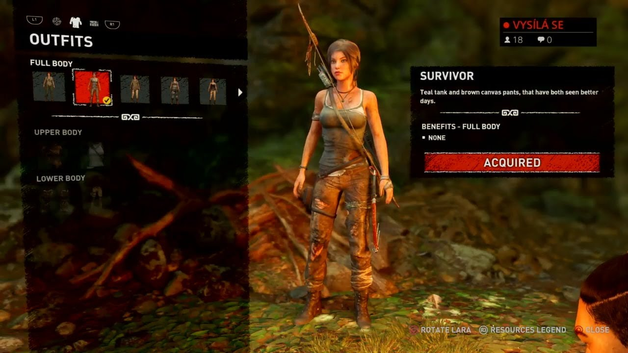 How To Unlock All Shadow Of The Tomb Raider Outfits Video Games